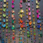 Peace Cranes to Fly in Prayer During EAD 2014